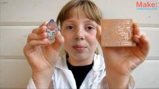 getlinkyoutube.com-Super Simple Copper Etching -- Sylvia's Mini Maker Show