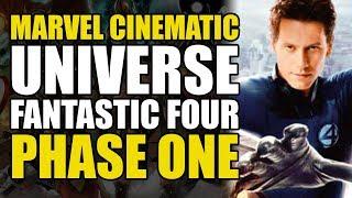 The MCU Fantastic Four: Phase One