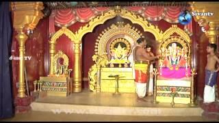 இணுவில் - ஸ்ரீ பரராசசேகரப்பிள்ளையார் திருக்கோவில் 7ம் திருவிழா