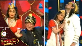 Dance India Dance Season 4 December 28, 2013 - Master Feroz & Shruti