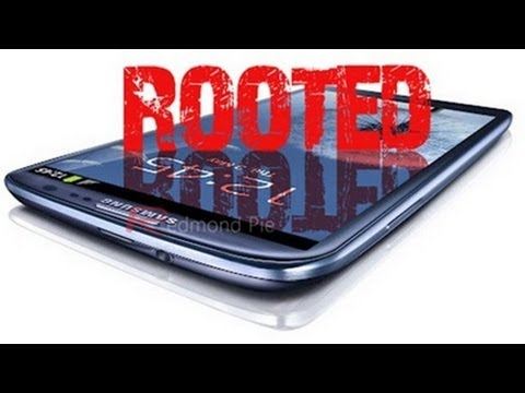 Samsung Galaxy S3 Root - Easiest Method To Root Galaxy S3 I9300