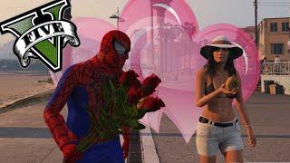 getlinkyoutube.com-Los MODS mas Absurdos De GTA V - Spiderman Busca Novia xD - ElChurches