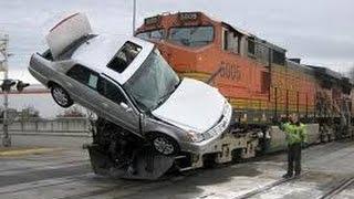 getlinkyoutube.com-DID THAT JUST HAPPEN?! Insane vehicle crash complition