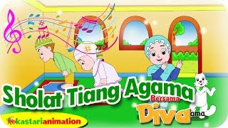 getlinkyoutube.com-SHOLAT TIANG AGAMA  - Lagu Anak Indonesia - HD | Kastari Animation Official