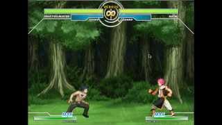 getlinkyoutube.com-Gray fullbuster,Ichigo vastolord,Vista,Goku,ssj4 for Mugen +link
