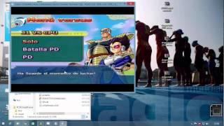 Descargar dragon ball z budokai tenkaichi 3 vercion latina con emulador portable