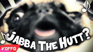 getlinkyoutube.com-Jabba the Hutt (PewDiePie Song) by Schmoyoho