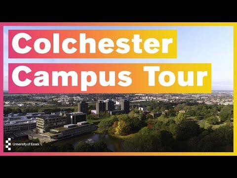 Our Colchester Campus Tour: University of Essex