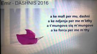 Emir - Ska mo shpres 2016