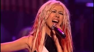 getlinkyoutube.com-Christina Aguilera ♤ performs Etta James ♤ LIVE ♤ At Last