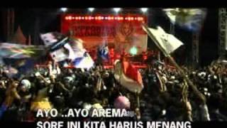 getlinkyoutube.com-d'Kross-Arema Live@Kongres Suporter Nasional - SORE INI (+lyrics)