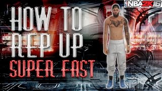 getlinkyoutube.com-NBA 2K16 | HOW TO REP UP FAST!