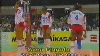 getlinkyoutube.com-BRASIL VS CUBA SUPER FOUR 1994