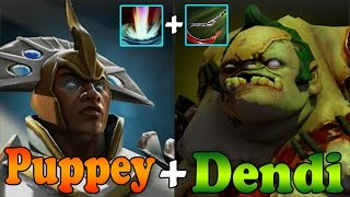getlinkyoutube.com-Dota 2 - Dendi Pudge + Puppey Chen Fountain Meat Hook - Natus Vincere vs TongFu - Full Game - #TI3