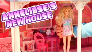 getlinkyoutube.com-Barbie - Anneliese's New House