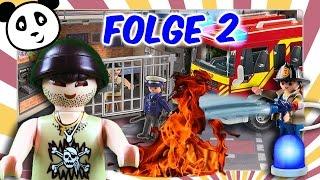 getlinkyoutube.com-Karlchen Knack macht Urlaub 2 - Playmobil Polizei Film deutsch Kinderserie