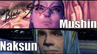 getlinkyoutube.com-Blade and Soul ■ Assassin Mushins Tower Naksun Floor 15 and Mushin Floor 8 ■ Gameplay HD