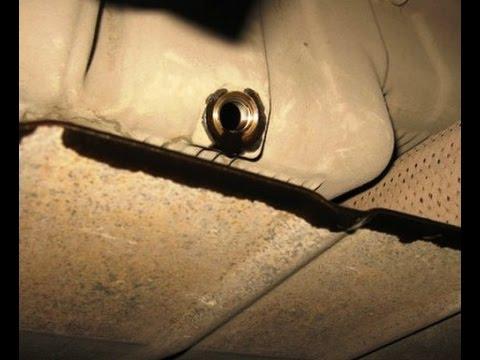 Замена масла в двигателе на шевроле лачетти