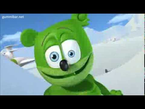 Gummibär - Dancing On The North Pole - The Gummy Bear Song