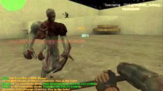 getlinkyoutube.com-counter strike 1.6 zombie mod free vip+free hammer