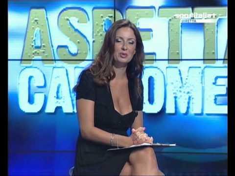 Monica Bertini Aspettando Calciomercato 1 Agosto 2013
