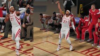 getlinkyoutube.com-NBA 2K16 PS4 My Career - Splash Celebration!
