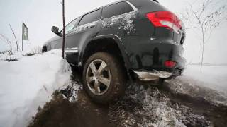 Jeep Grand Cherokee 2011 - First drive