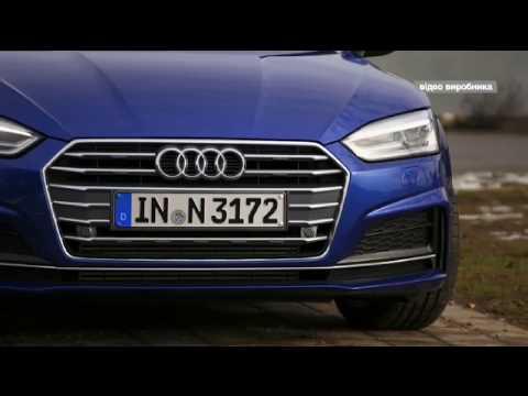 Audi выпускает A5 Sportback g-tron с газовой установкой