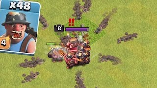 getlinkyoutube.com-READING HATE COMMENTS🔸MINER RAGE CHALLENGE!!🔸Clash Of Clans