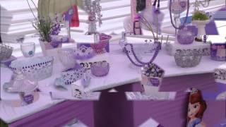getlinkyoutube.com-Decoración princesa Sofia video