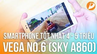 getlinkyoutube.com-Sky A860 Vega No6 nhìn lại phablet tốt nhất từ 4 đến 5 triệu
