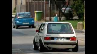 VW Golf Mk1 GTI by ElGato