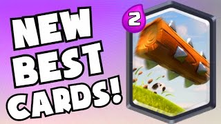getlinkyoutube.com-Clash Royale BEST CARDS AFTER NEW UPDATE | NEW DIRTY BAIT DECK STRATEGY WITHOUT LEGENDARY CARDS
