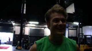 BATMAN LIVE Behind The Scenes at the UK Rehearsals 2011