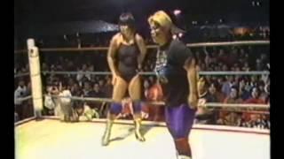 getlinkyoutube.com-Japanese Womens Wrestling 1985