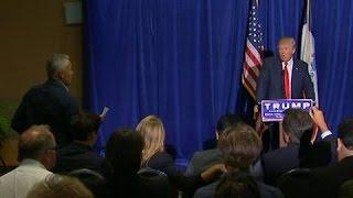 Trump Kicks Jorge Ramos Out of Press Event