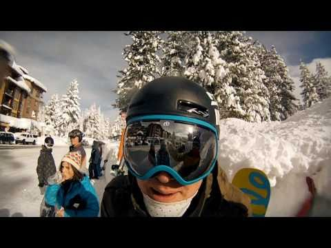 USC Ski & Snowboard Shorts - Pow Day Stoke
