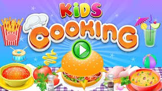 getlinkyoutube.com-Cooking in the Kitchen 🍜 Best Cooking Games For Kids To Play 🍜 Android 🍜 TOP SMART APPS FOR KIDS