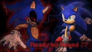 getlinkyoutube.com-Round2.Exe (Sonic.Exe 2): SONIC VS SONIC.EXE!!!!!
