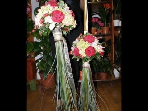 Decoratiuni si aranjamente nunta 2011