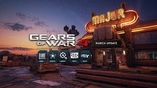 Gears of War 4 - March Update