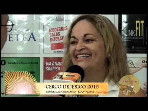 Cerco de Jericó 2015 - Testemunho - Izildinha (Jardim Morumbi)