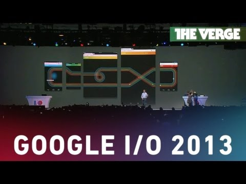 Watch this: Google's I/O keynote in three and a half minutes