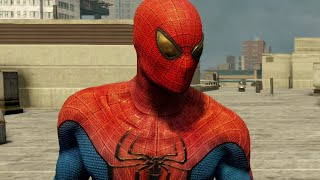getlinkyoutube.com-THE AMAZING SPIDER-MAN 2 VIDEOGAME - SPIDER-MAN 2012 COSTUME SHOWCASE