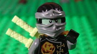 getlinkyoutube.com-LEGO NINJAGO - COLE V'S SKY PIRATES