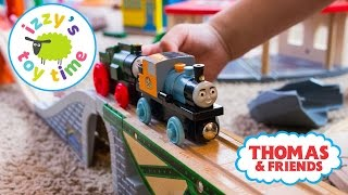 Thomas and Friends Play Table | Thomas Train Track with Bubs | Trackmaster Brio Toy Trains for Kids