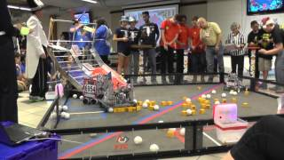 getlinkyoutube.com-CougarBots Res-Q Qualifier, GSMST, 2015 Dec 12, semi-final 3 with team 10158