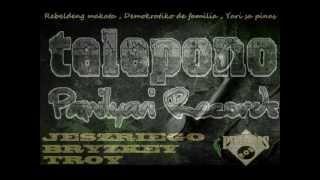 TELEPONO - PAMILYARI RECORDS (JESZRIEGO - BRYZKEY - TROY)
