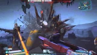 BL2 - Terramorphous Solo Zer0 Kill (No Legendaries)