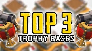getlinkyoutube.com-Clash Of Clans | Top 3 BEST Town Hall 8 Trophy Bases WITH AIR SWEEPER! | TH8 Defense Strategy